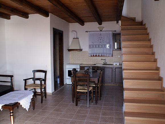 Vrachos Villas - Interior View