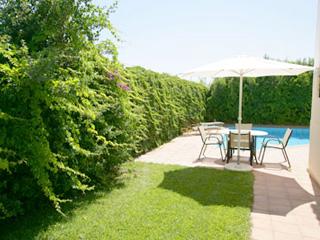 Anni Villa - Backyard