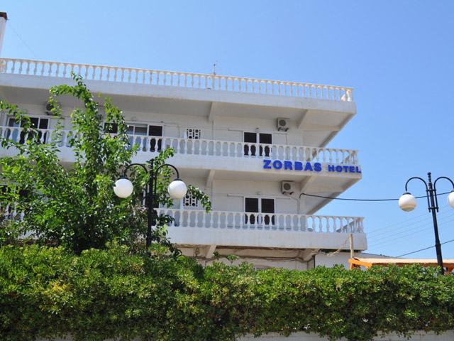 Zorbas Hotel -