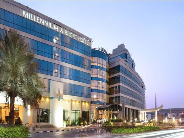 Millennium Airport Hotel: