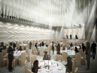 The Yas Hotel: Ballroom
