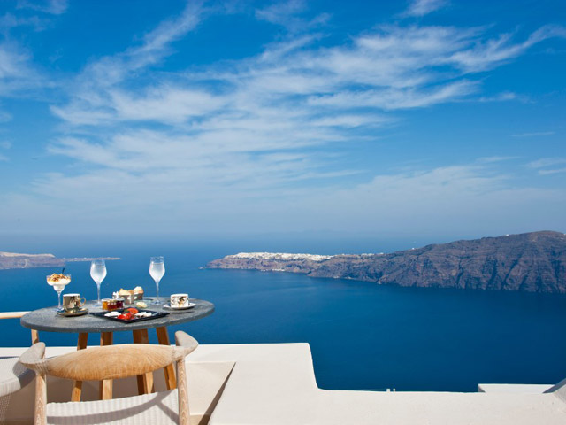 Gold Suites Santorini: