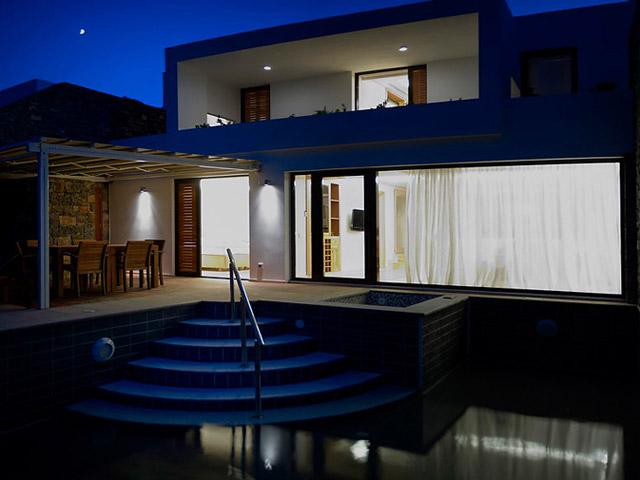 Elounda Peninsula Diamond Residences: Pool Area