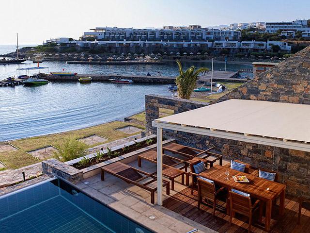 Elounda Peninsula Diamond Residences: Bar