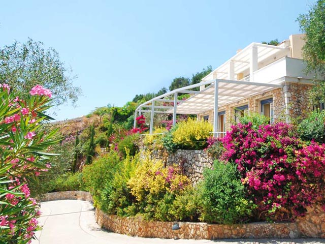 Corfu Luxury Villas: