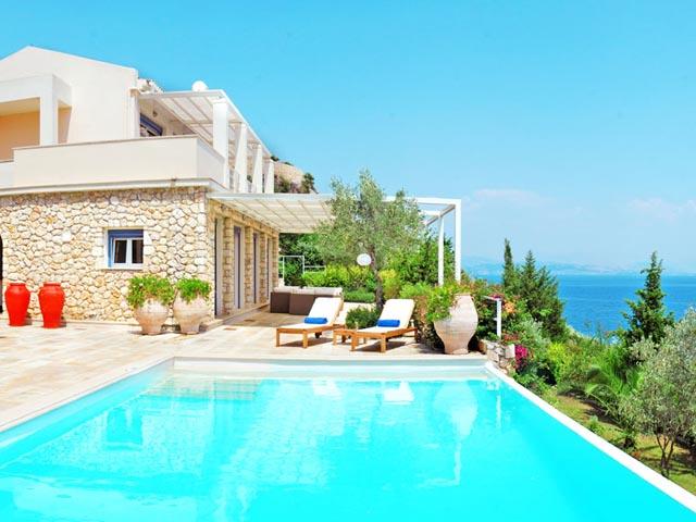 Corfu Luxury Villas: