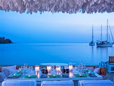 Mykonos Ammos Hotel Hôtel De Luxe à Ornos Îles Cyclades The Finest Hotels Of World