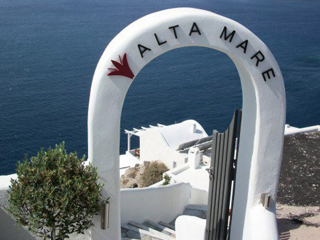 Alta Mare by Andronis