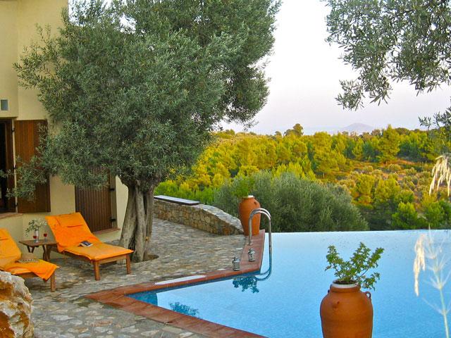 Poikilma Villas - Villa Elia - Swimming pool