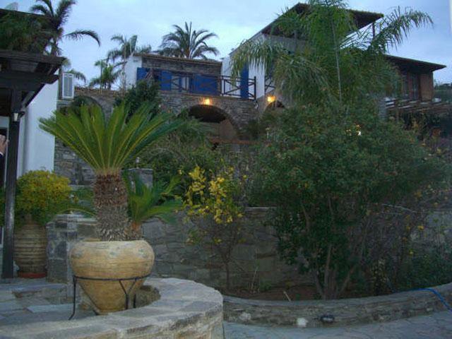 Paros Eden Park Hotel: Garden