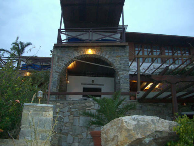 Paros Eden Park Hotel: Exterior View