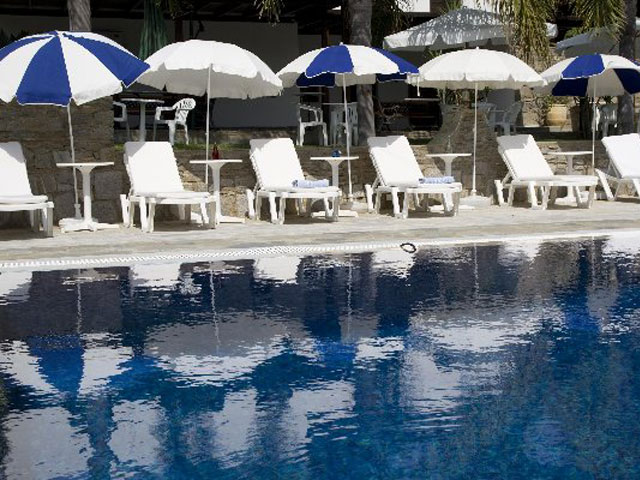Paros Eden Park Hotel: Swimming Pool