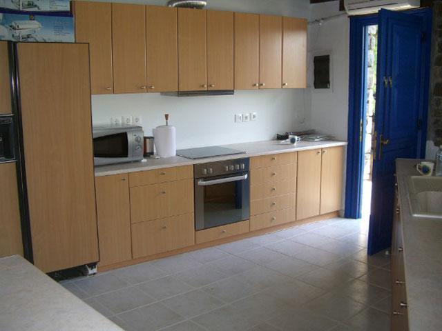 Paros Eden Park Hotel: Kitchen