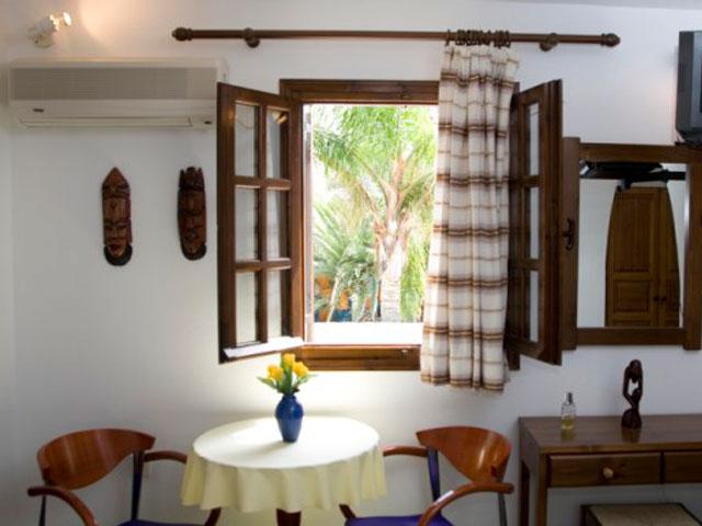 Paros Eden Park Hotel: Room