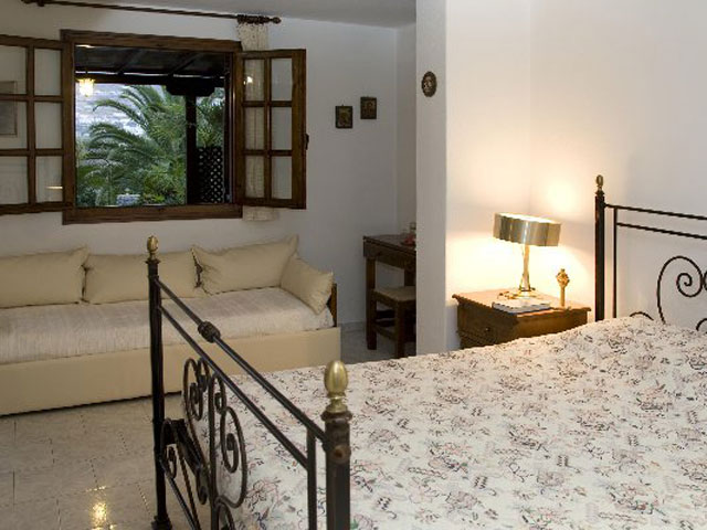 Paros Eden Park Hotel: Bedroom