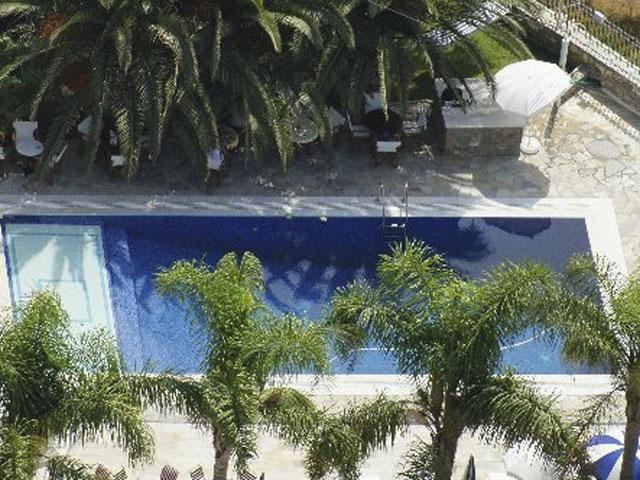 Paros Eden Park Hotel: Pool View