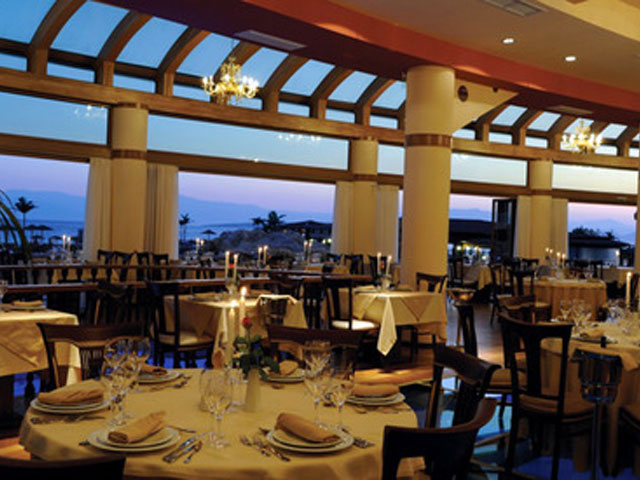 Kandias Castle Resort & Thalasso - Restaurant
