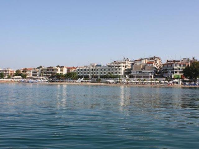Aegean Blue Hotel -