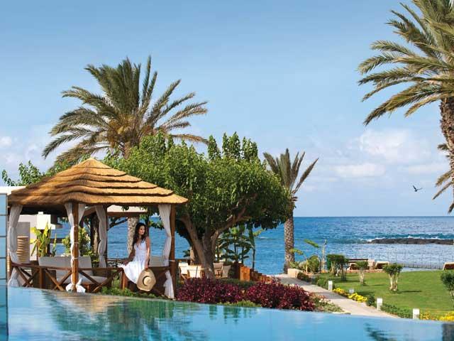Constantinou Bros Asimina Suites: Swimming Pool