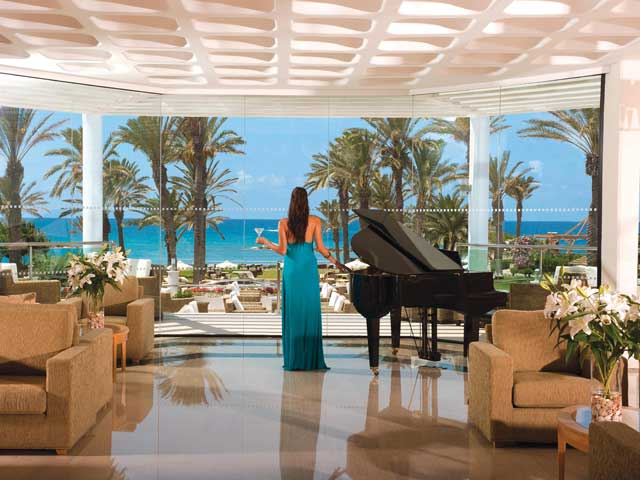 Constantinou Bros Asimina Suites: Lobby