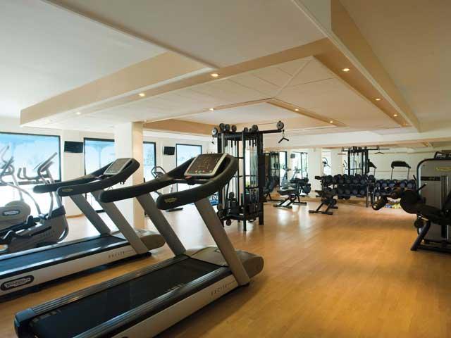 Constantinou Bros Asimina Suites: Fitness Room
