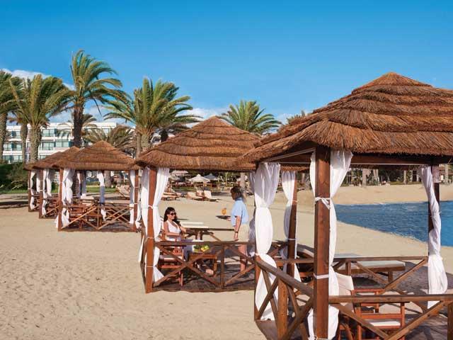 Constantinou Bros Asimina Suites: Beach