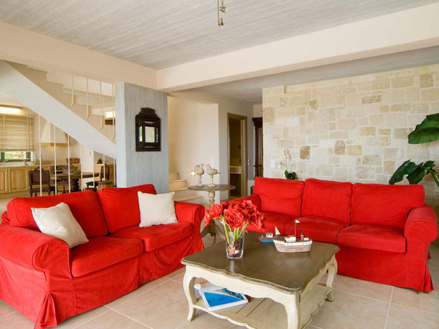 Ideales Resort: Living Room