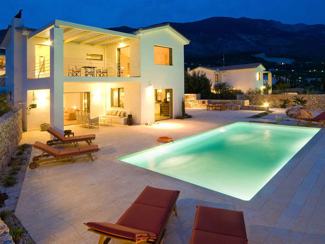 Ideales Resort: Nautilos Villa:Exterior View