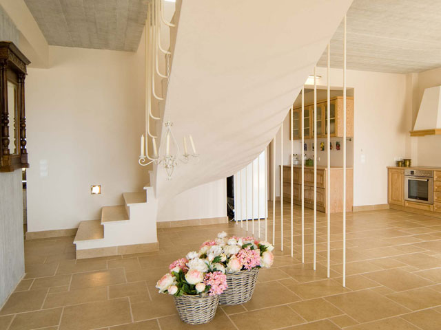 Ideales Resort: Nautilos Villa:Stairs