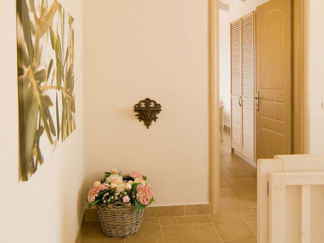 Ideales Resort: Nautilos Villa:Corridor