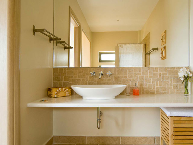 Ideales Resort: Nautilos Villa:Bathroom