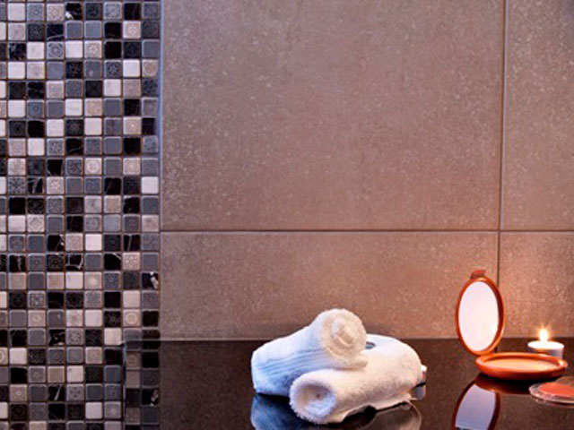 Thermes Luxury Villas: Bathroom