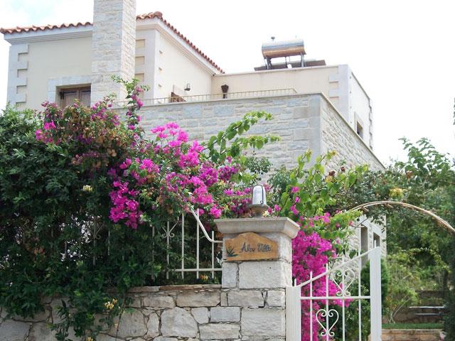 Aloe and Lotus Villas - Villa Aloe - Exterior View