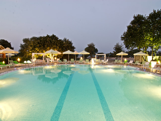 Litohoro Resort Villas & Spa: Swimming Pool