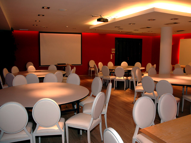 Litohoro Resort Villas & Spa: Conference Room