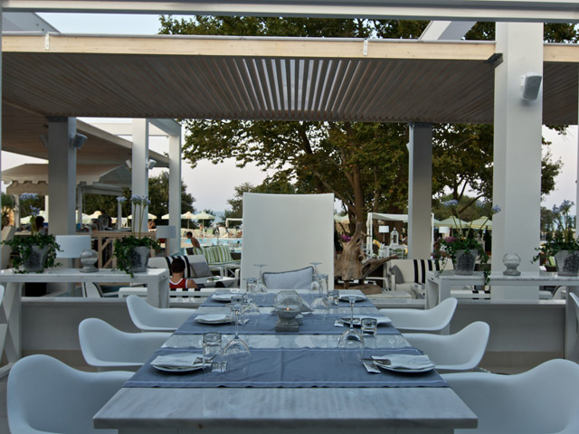 Litohoro Resort Villas & Spa: Restaurant