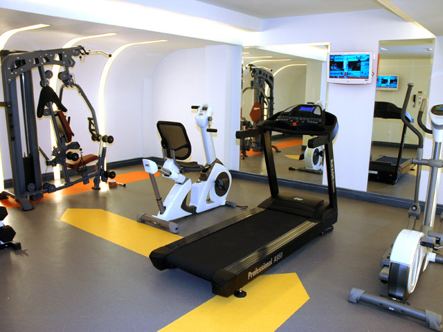 Litohoro Resort Villas & Spa: Fitness Room