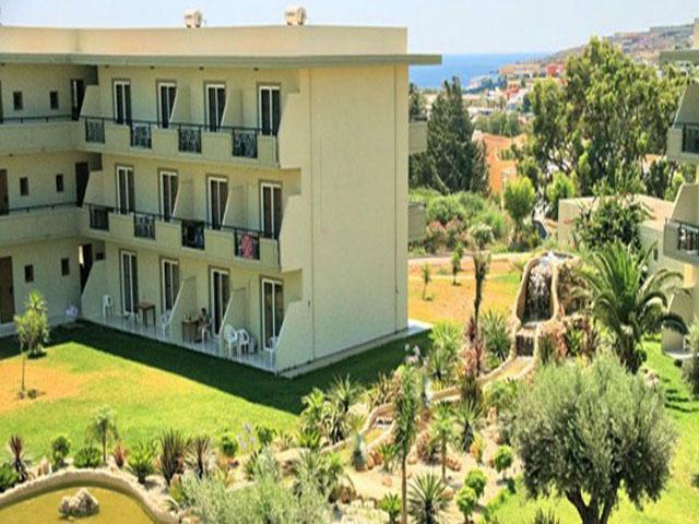 Virginia Hotel Studios and Apartments -