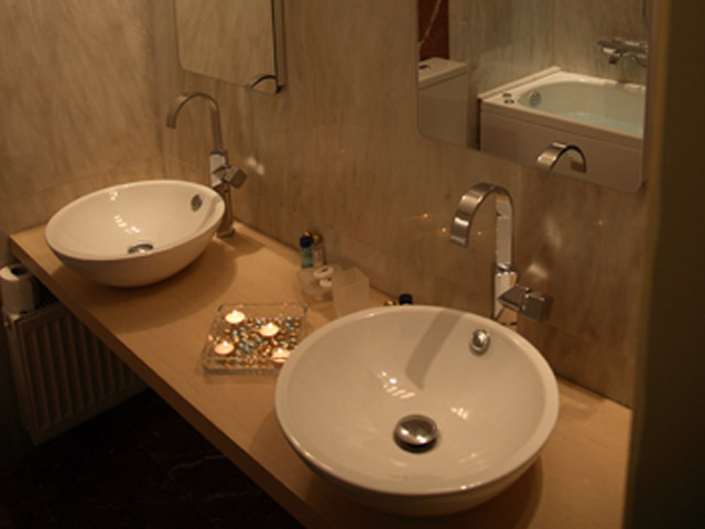 Bellagio Boutique and Hammam Hotel: Bathroom