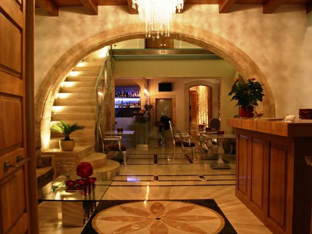 Bellagio Boutique and Hammam Hotel: Reception