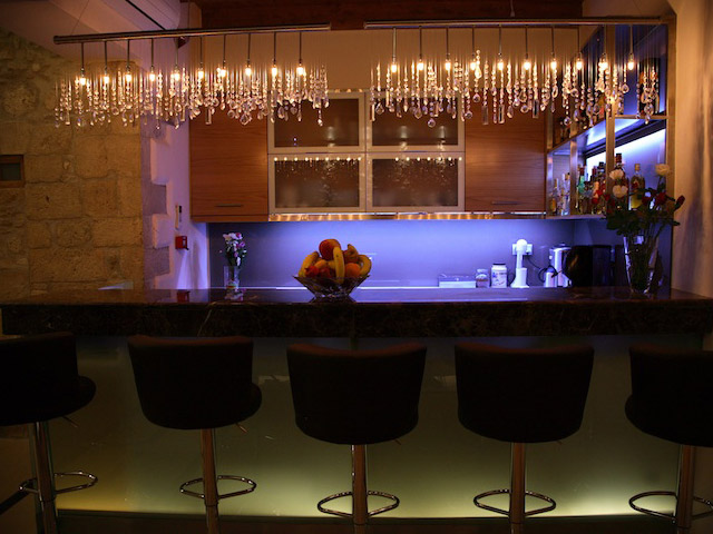 Bellagio Boutique and Hammam Hotel: Bar