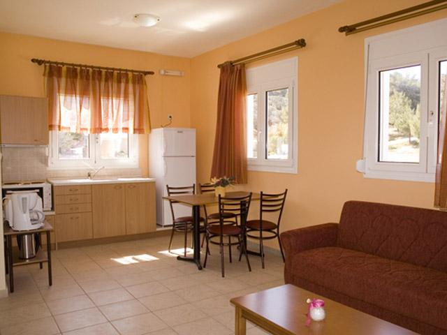 Karfas Sea Apartments - Interior View