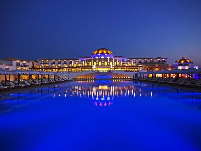 Mitsis Laguna Resort and Spa: