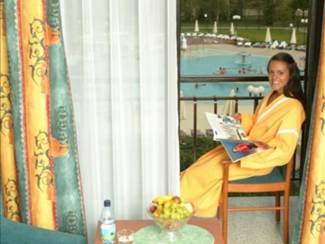 Sava Hotel Termal: Room