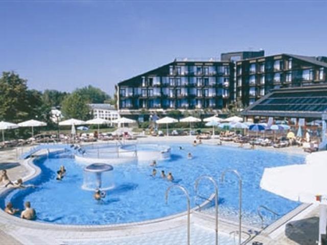 Sava Hotel Termal: Exterior View