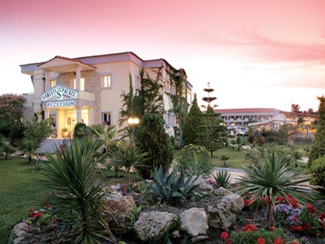 Tresor Sousouras Hotel (ex. Hanioti Palace )