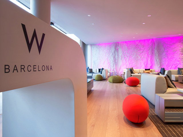 W Barcelona: Dj-both and W-bar
