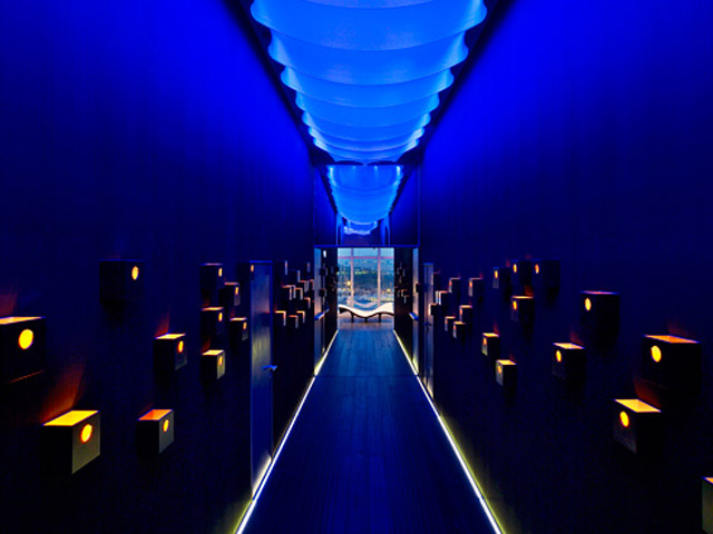 W Barcelona: Eclipse Bar - Lobby