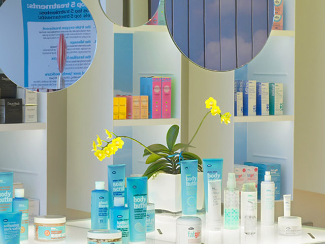 W Barcelona: Spa Butique