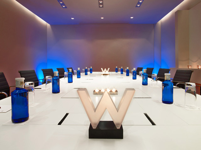 W Barcelona: Meeting Room